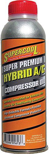 TSI Supercool 24940 Hybrid A/C Compressor Oil - 8 oz.