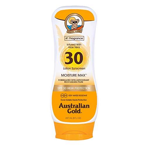 Australian Gold Creme Solaire SPF 30+ Haute Protection 237 ml