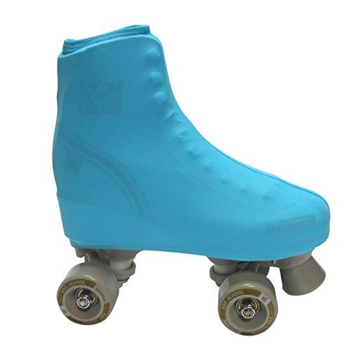 KRF The New Urban Concept Abdeckhauben Skate Boot/ Figur Skate Stiefel Bezüge Turquoise, Turquoise, n/a, 0016485