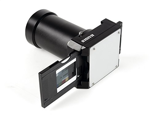 Kaiser Fototechnik Digital Slide Duplicator - Visor de Diapositivas, Negro
