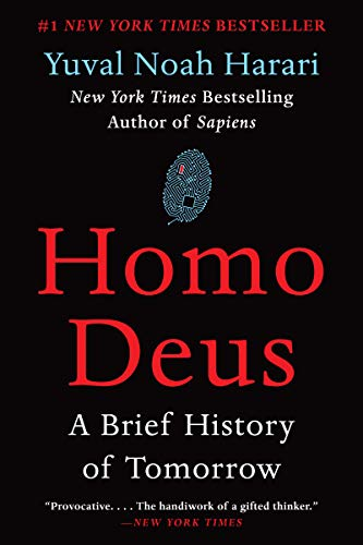 Homo Deus: A Brief History of Tomorrow (English Edition)
