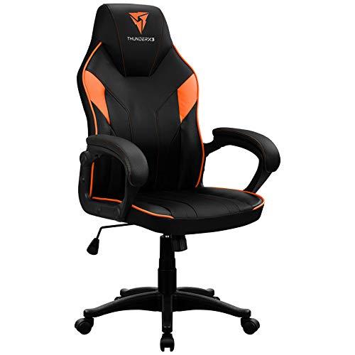 Thunder X3 ec1 Gaming stuhl – Schwarz/naranja