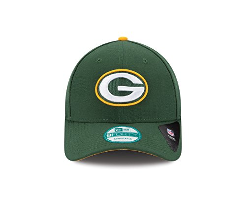New Era The League Green bay Packers Team - Cappello da Uomo, Colore Multicolore, Taglia OSFA