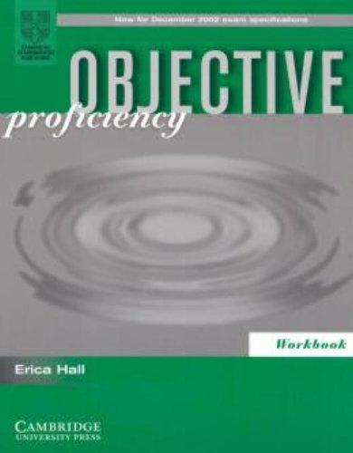 Objective Proficiency. Workbook