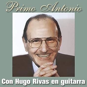 Con Hugo Rivas en Guitarra