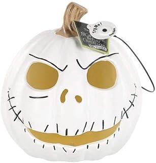 "The Nightmare Before Christmas Jack Skellington Halloween Light Up Pumpkin 10"""