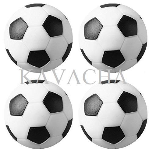 Kavacha Table Replacement Fooseball for Professionals (36 MM) - Set of 4