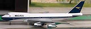 1/400 BOAC( 英国海外航空) BOEING B747-100 G-AWNB GEMINI JETS