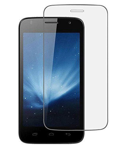Unbreakable Screen Protector for Micromax Canvas Bolt D303 (Far Better Than Tempered Glass) with Impossible Anti Shock and Hammer Proof Protection