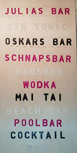 Weinregal Holz Schnapsregal vintage Getränkespender Küche Bar Regal Wandregal rustikal Europalette - 5