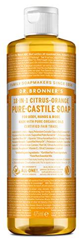 Dr. Bronner s Sapone Liquido Bio Agrumi - 475 ml