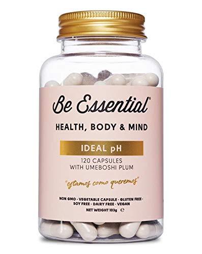 Be Essential - Ideal Ph con ciruela umeboshi ayuda a regular el ph del organismo