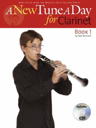 A New Tune A Day: Clarinet - Book 1 (CD Edition) (Book & CD): Noten, Lehrmaterial, CD für Klarinette