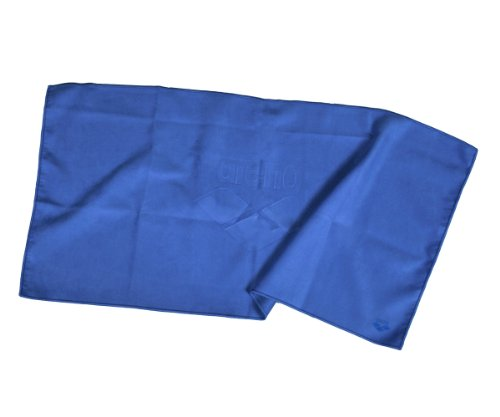 Toalha De Microfibra Arena 40 X 80 Cm Microfiber Towel Arena Cor:Azul