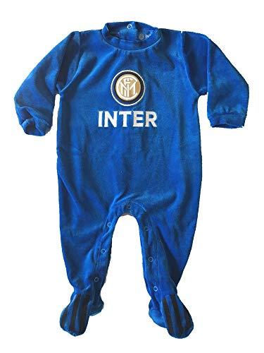 ARNETTA Tutina Ciniglia Inter Logo Neonato Bambino...