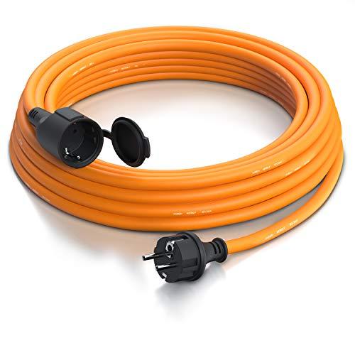 Negro Meister Cable de 5/m 7434520 H05RR-F 3/G1,5