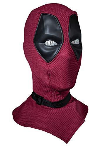 CosFantasy Wade Wilson Cosplay Mask Upgraded Ver. for Halloween mp005187