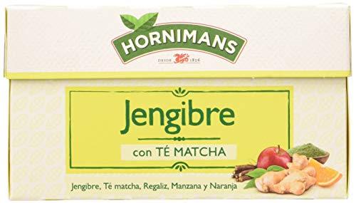 Hornimans, Infusión de fruta (Jengibre) - 20 Bolsitas