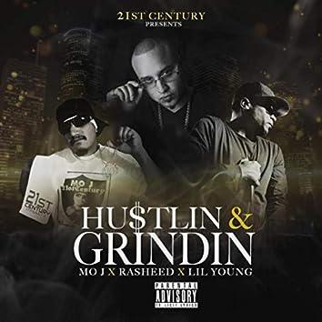 Hu$tlin' & Grindin' (feat. Lil Young & Rasheed)