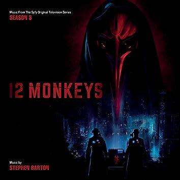 12 Monkeys: Season 3 (Music From The Syfy Original Series)