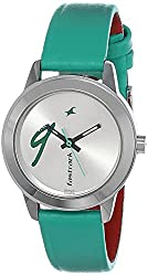 Fastrack Tropical Waters Analog White Dial Women's Watch NM68008SL06 / NL68008SL06,Titan,NL68008SL06