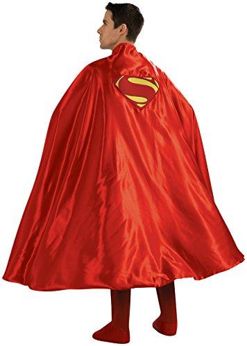 Rubie's-déguisement officiel - Superman -Cape Superman adulte - Taille Unique- CS988202