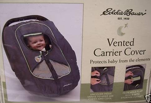 Eddie Bauer Vented Carrier Cover