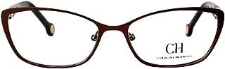 Eyeglasses Carolina Herrera VHE 073 08F4 Brown Gloss
