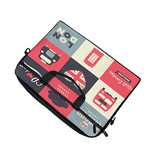 Linomo Laptoptasche/Laptoptasche/Laptoptasche/Aktentasche/Messenger Sleeve/Laptoptasche für 33 cm (13 Zoll) 35,6 cm (14,5 Zoll) Laptops für Damen, Herren, Büro, Kinder, Schule