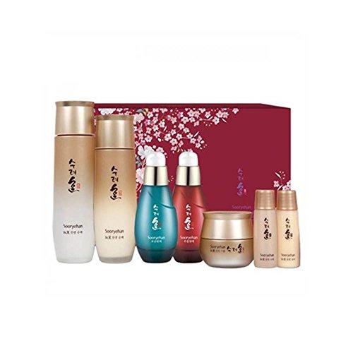 korean beauties Korean Cosmetics_Sooryehan Bichaek True-Rejuvenating Skincare Special Set
