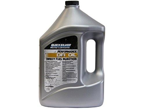 Quicksilver Performance DFI Oil voor 2-takt inspuitmotoren, 4L