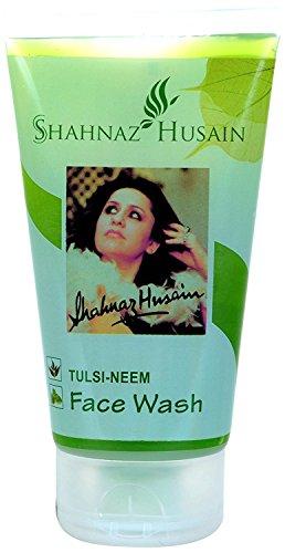 Glamorous Hub Shahnaz Husain Tulsi Neem Limpiador facial 150 g