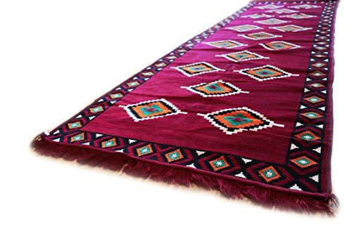 3dRose dpp/_26167/_1 Purple Peacock Art-Wall Clock 10 by 10-Inch