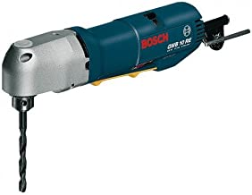 Bosch 240V Angle Drill Complete with 1 x 10mm Fitted Keyed Chuck