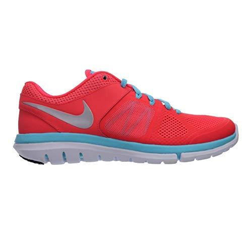 Nike WMNS Flex 2014 Run 642767 600 Damen Laufschuhe/Runningschuhe Rot 36,5