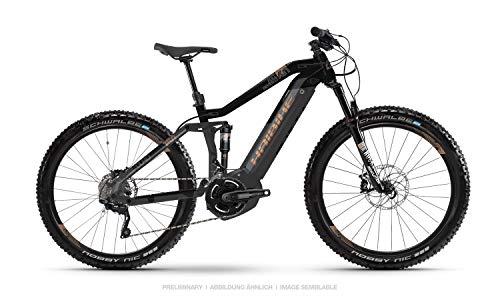 Haibike Sduro FullSeven LT 6.0 27.5'' Pedelec E-Bike MTB grau/schwarz/bronzefarben 2019: Größe: L*