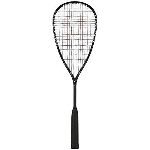 Raquete de squash Harrow 40040209 2016 Storm, preto/marrom