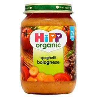 HiPP Organic Spaghetti Bolognese 7+ Mths 190G