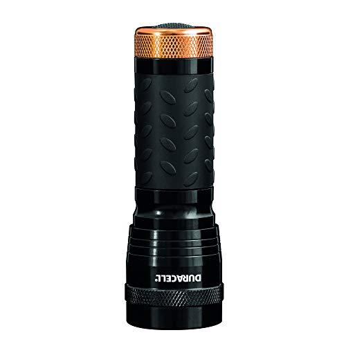 Duracell 00719 Lámpara CMP-5 de bolsillo LED 14x 10,3 x 2,7 cm