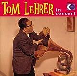 Songtexte von Tom Lehrer - In Concert