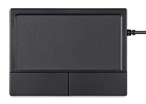 Perixx PERIPAD-504 Touchpad kabelgebunden – USB – Scroll- und Zeigefunktion,Grand - 105 mm x 55 mm