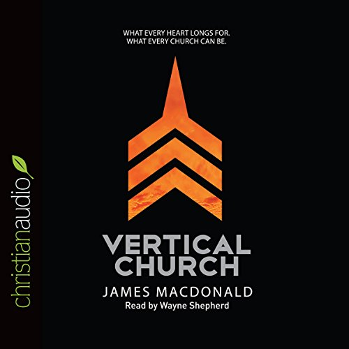 Vertical Church audiobook cover art