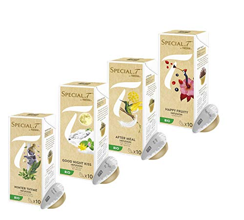 Nestlé® Special.T® Wellness Collection - 4 verschiedene Sorten