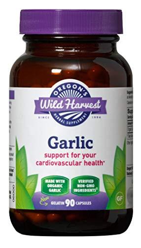 11. Oregon's Wild Harvest – Garlic