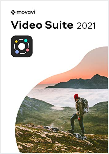 Movavi Video Suite 2021 for Mac Personal [Mac Download]