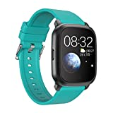YoYoFit Upgrade Smart Watch with Heart Rate, Fitness Tracker with Sleep Monitor, IP68 Sport Watch with Blood Pressure Monitor, Calorie Counter, and Step Counter Activity Tracker for Women&Man