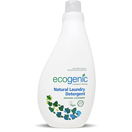 Ecogenic Detergente Líquido (, respetuoso con el medio, 1000ml, biodegradable, 1 x 1000ml