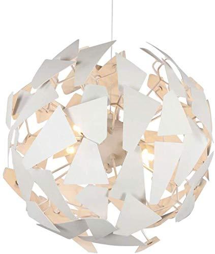 Wuyuana Luz de Techo Arañas duraderas nórdicas LED de Ahorro de energía Araña Colgante Luz de Luz Luces Colgantes Luces DIY Imán Adsorción Pantalla
