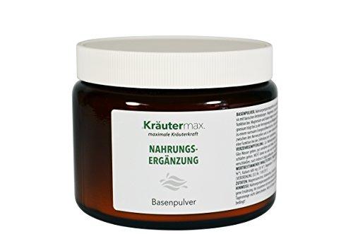 Basen-Pulver Citrat zum Einnehmen 1 x 320 g hochdosiert mit Magnesium und Kalium ohne Zucker