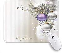 マウスパッド 個性的 おしゃれ 柔軟 かわいい ゴム製裏面 ゲーミングマウスパッド PC ノートパソコン オフィス用 デスクマット 滑り止め 耐久性が良い おもしろいパターン (メリークリスマス犬ハスキーとコーギー)